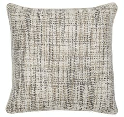 Umber Square Pillow  Ivory, Natural
