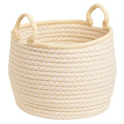 Mistique Basket-Small Yellow