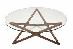 Star Coffee Table Clear