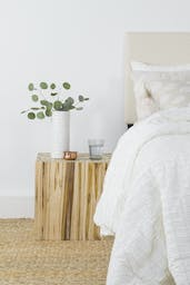 Grayson Side Table Natural