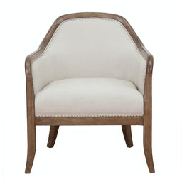 Donahue Accent Chair Beige
