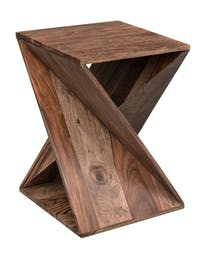 Hadley Accent Table Brown