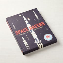 Space Racers Book