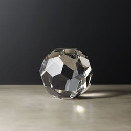 Andre Small Crystal Sphere