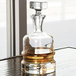 Traditional Decanter Clear