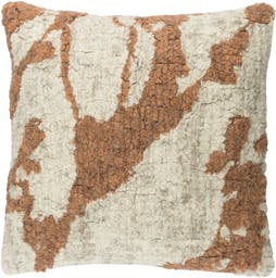 Pixie Pillow with Poly Insert Taupe
