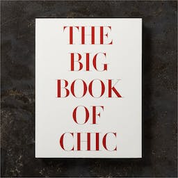 """""""The Big Book of Chic"""" Book"""