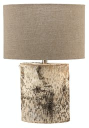Forester Table Lamp Birch