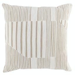 Sureth Pillow Ivory / Natural