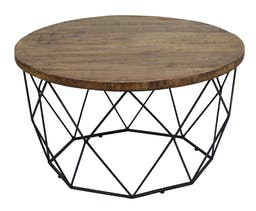 Chester Round Coffee Table