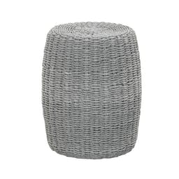 Tansy Accent Table Platinum