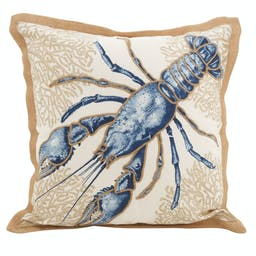 Lobster Pillow - Down Filled