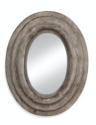 Gaines Wall Mirror Brown