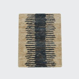 Fez Hand Knotted Jute Rug, 8'x10'