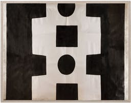 Black and White Abstract, Paule Marrot