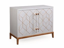 Niles Hospitality Cabinet Silver