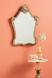 Penelope Arch Mirror, Gilt, One Size