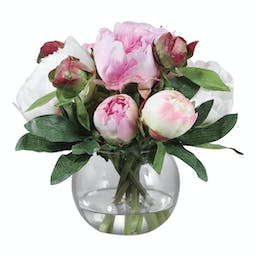 Blaire Peony Bouquet Pink
