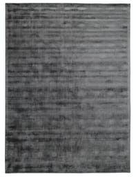 Tobias Hand-woven Distressed Viscose Area Rug 9X12 Charcoal