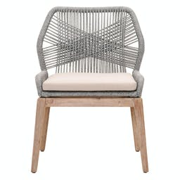 Tansy Dining Chair (Set of 2) Platinum
