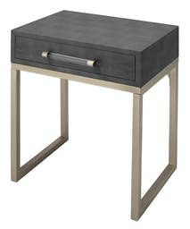 Ines Side Table Grey