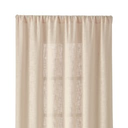 """Lindstrom Ivory 48""""x96"""" Curtain Panel"""
