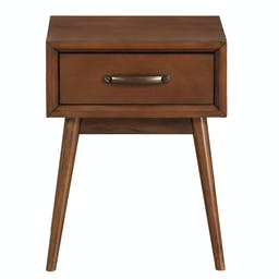 Anthea End Table Brown