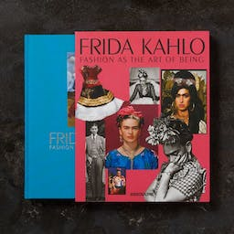 """""""Frida Kahlo: Fashion as the Art of Being"""" Book"""