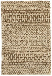 Kel Hand Knotted Jute Rug, 8' x 10'