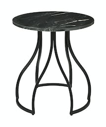Alexandra Round Accent Table