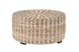Bannon Round Coffee Table Natural