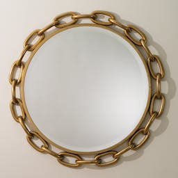 ~Linked Mirror-Gold
