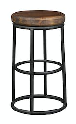 Gately 24 inch Counter Stool Brown