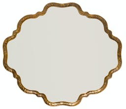 Jacques Mirror, Brass
