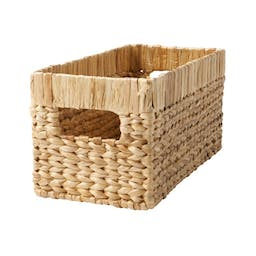 Natural Wicker Small Changing Table Basket