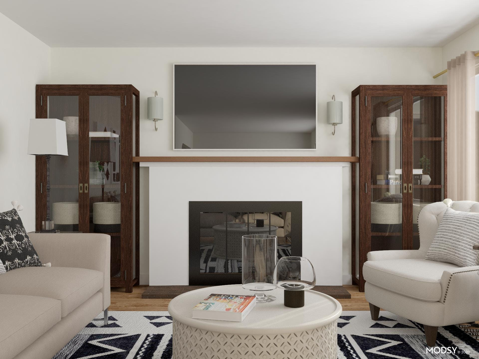 Corner Sectional Perfect To Watch Tv