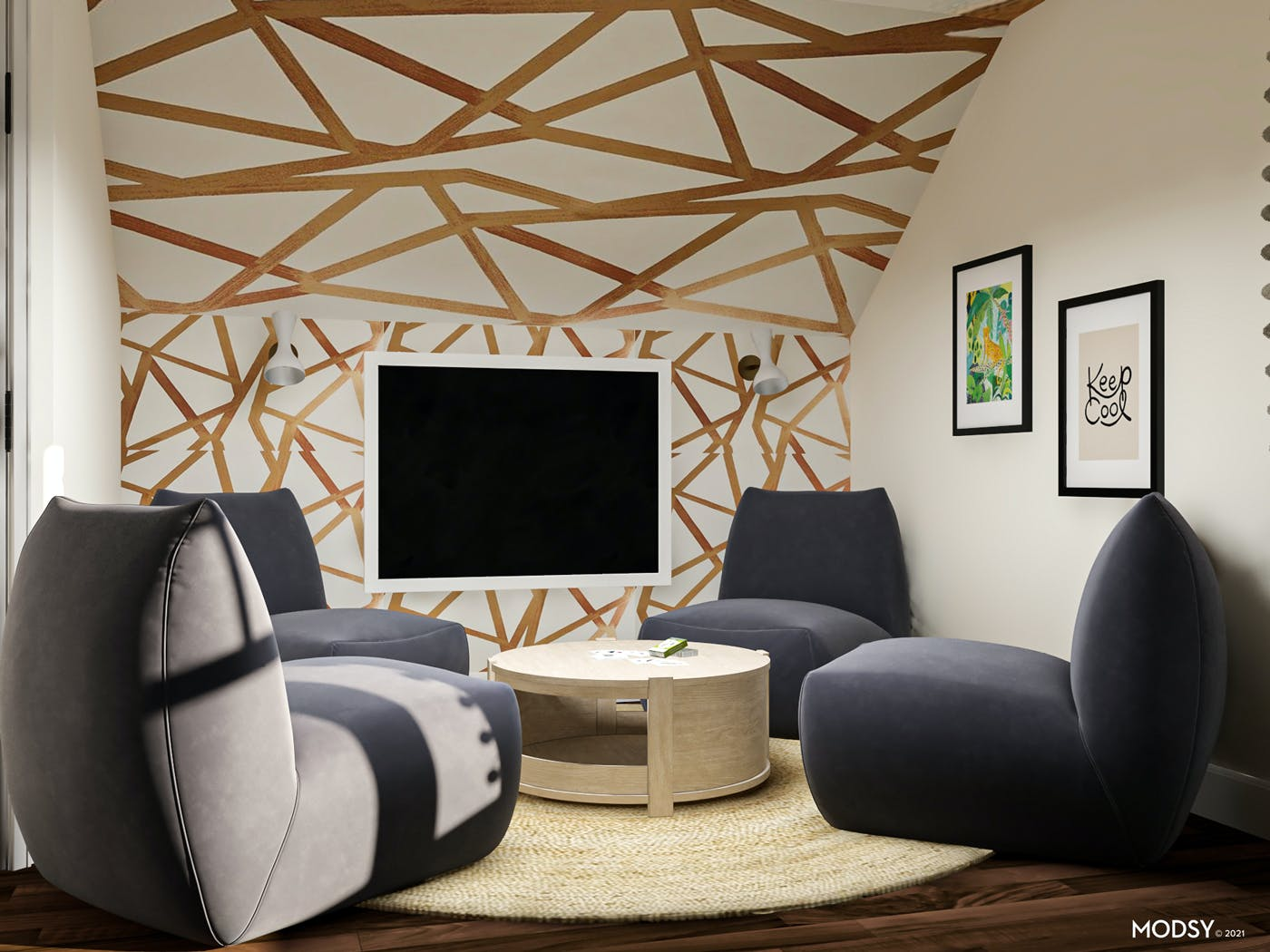 Game Room Flexible Seating