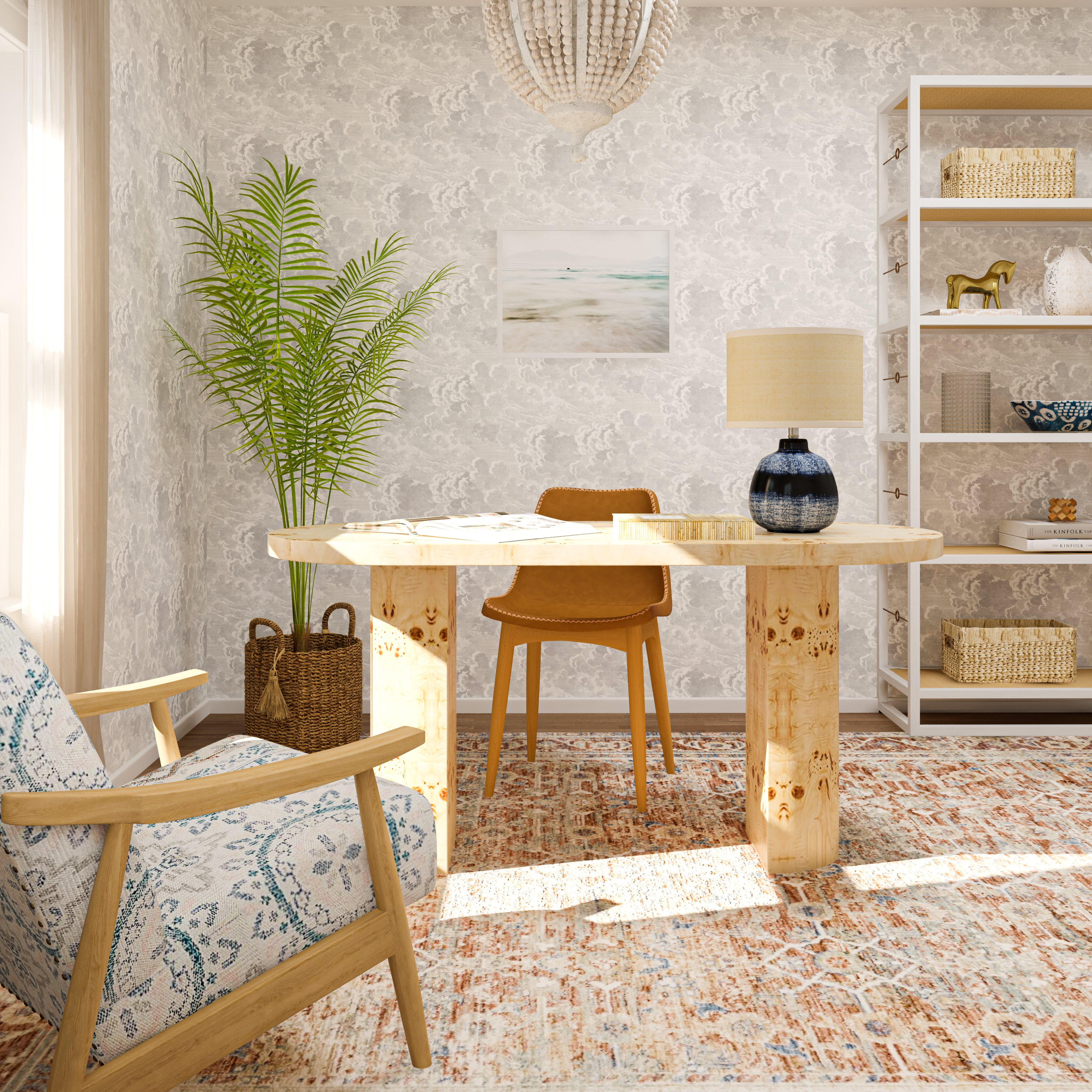 Why Our Designers Love The Revere Rug