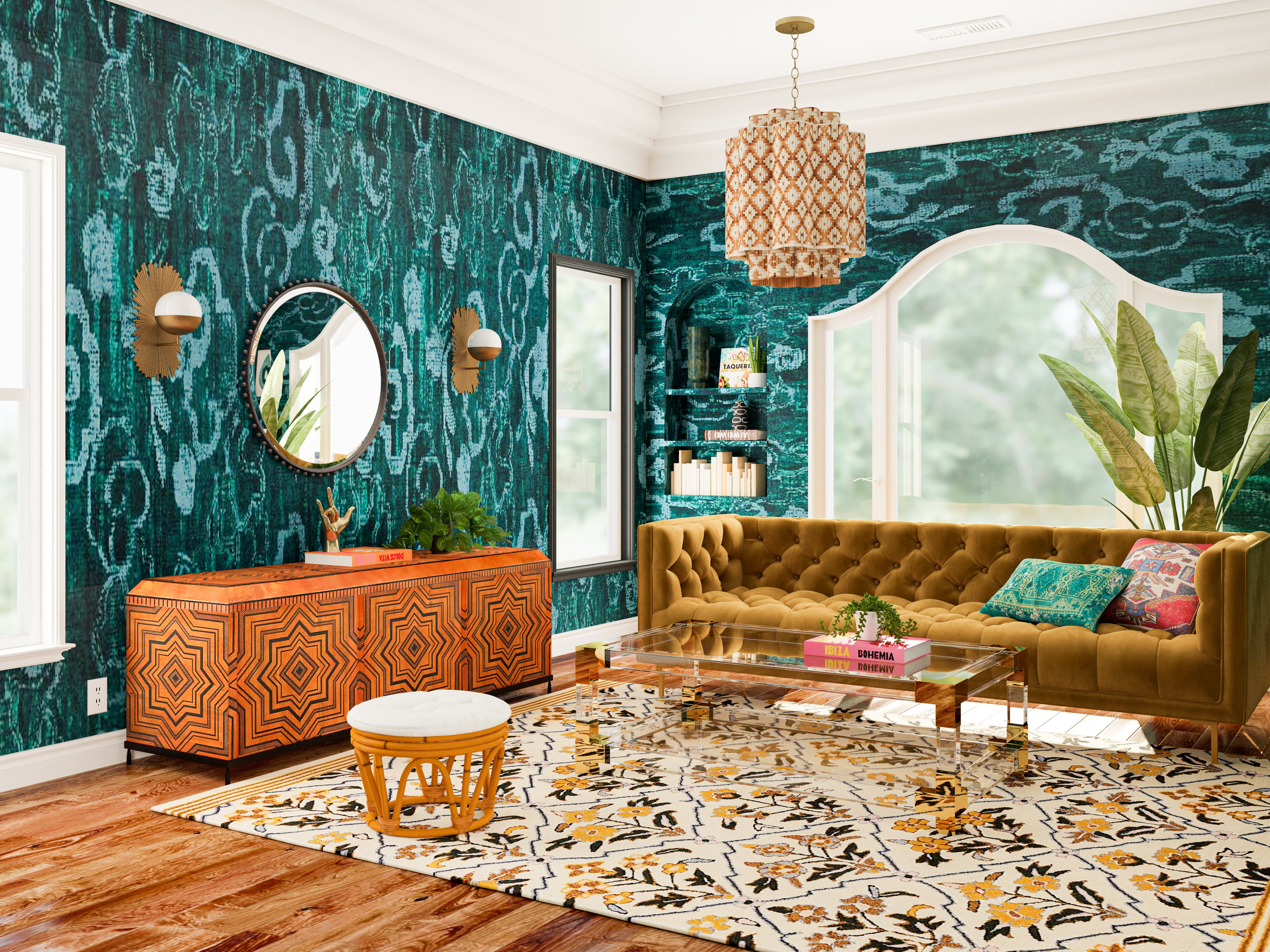 The Eclectic Boho Lovers Unite
