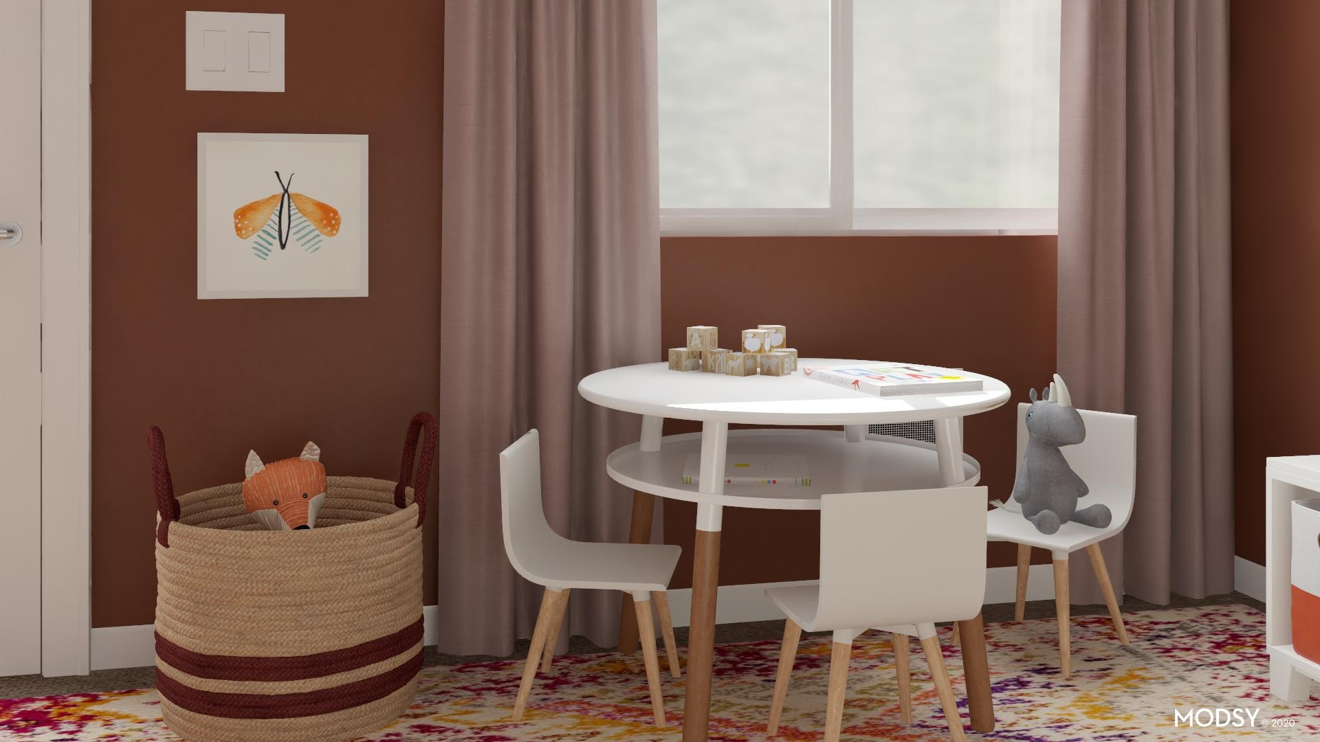 Modern Kids Play Area Contemporary Style Kids Room Design Ideas