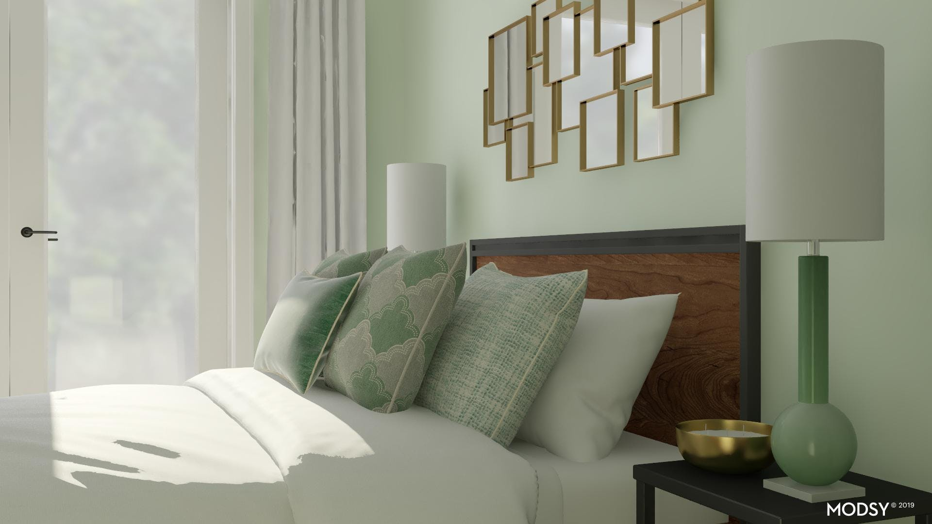 Layering Pillows and Colors