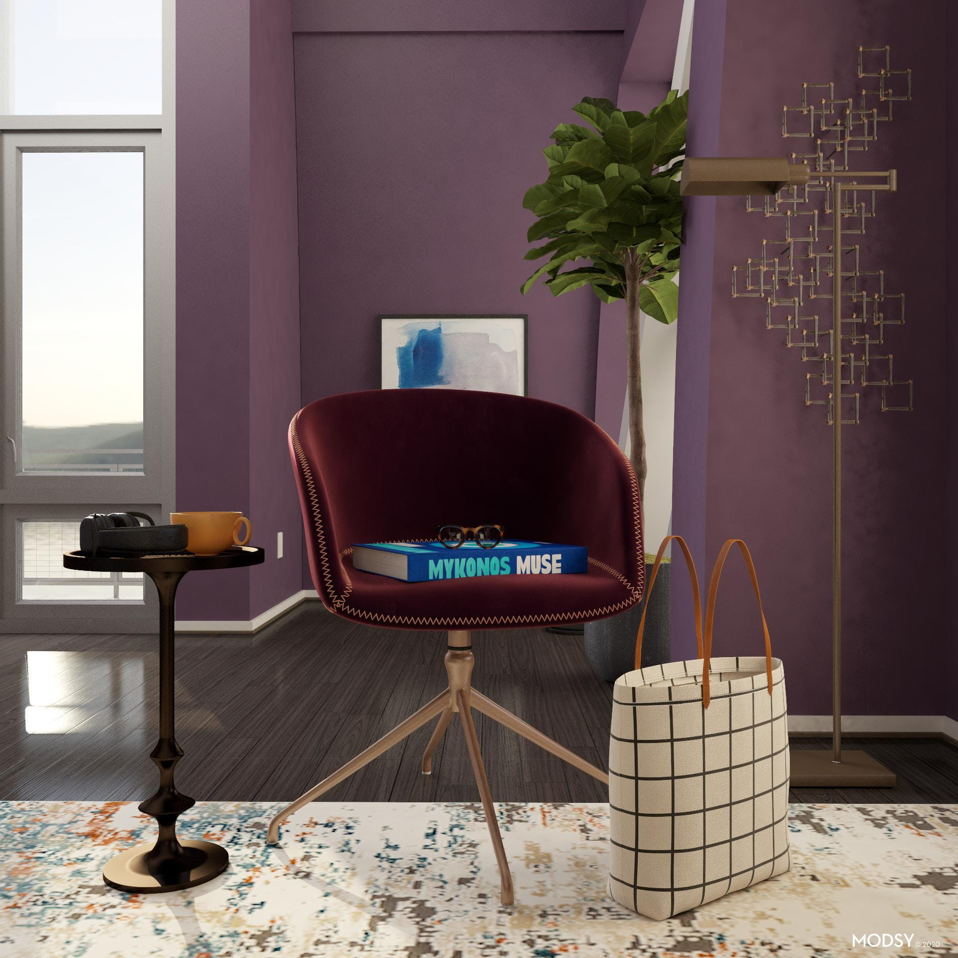 Interesting Accent Seating