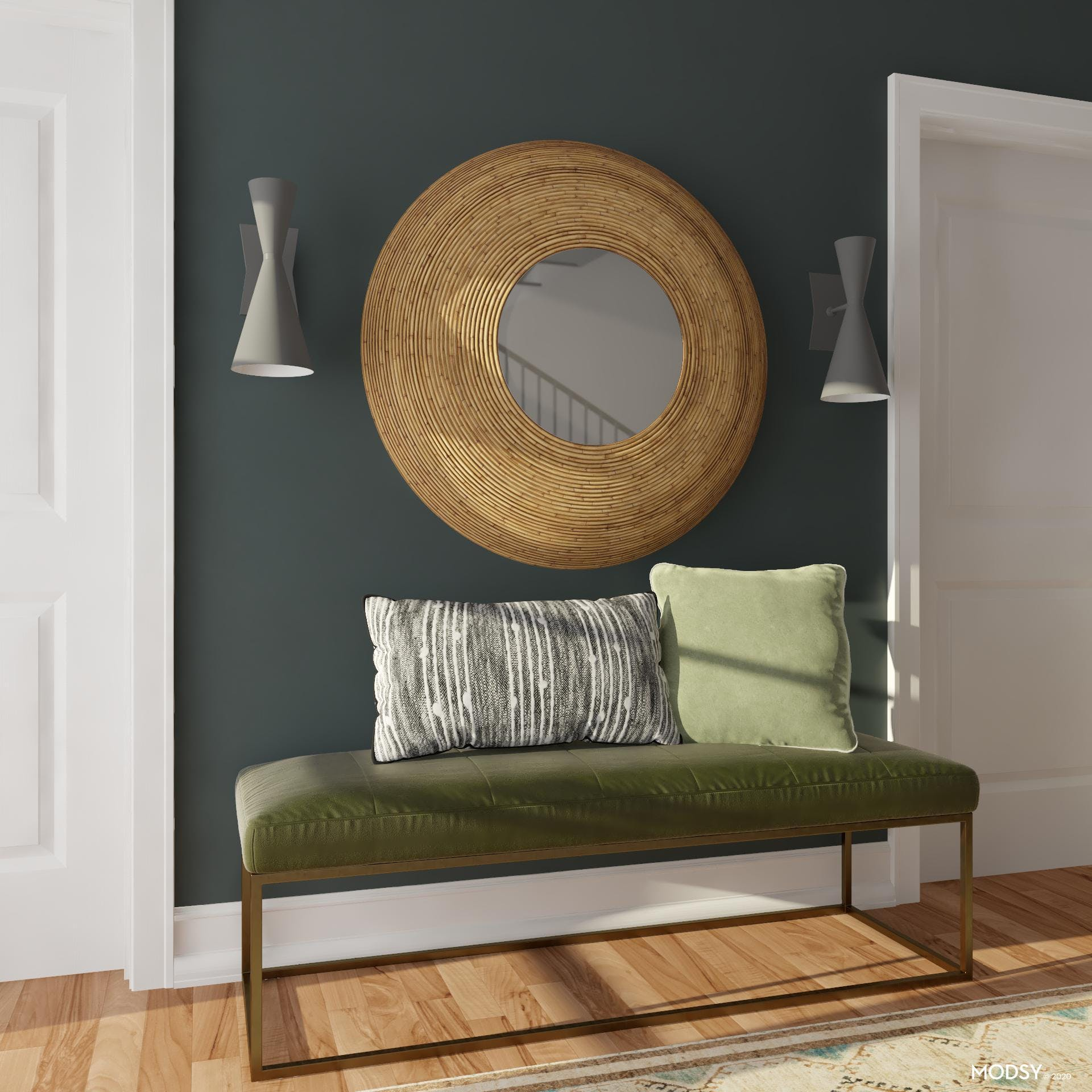 Organic Touches: Eclectic Style
