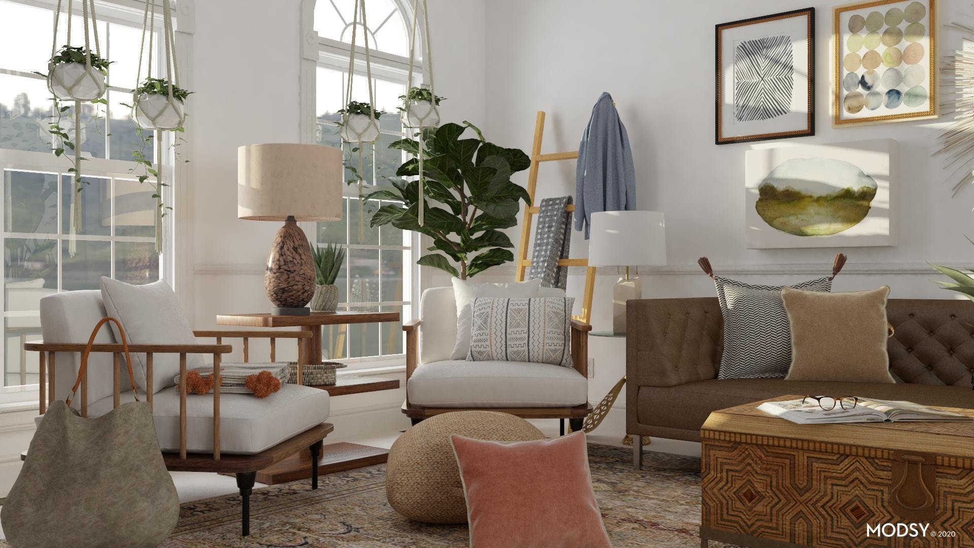 Earthy And Eclectic