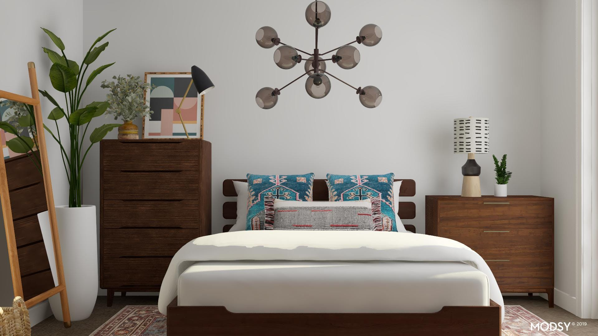 Fun With Furniture: Eclectic Styling