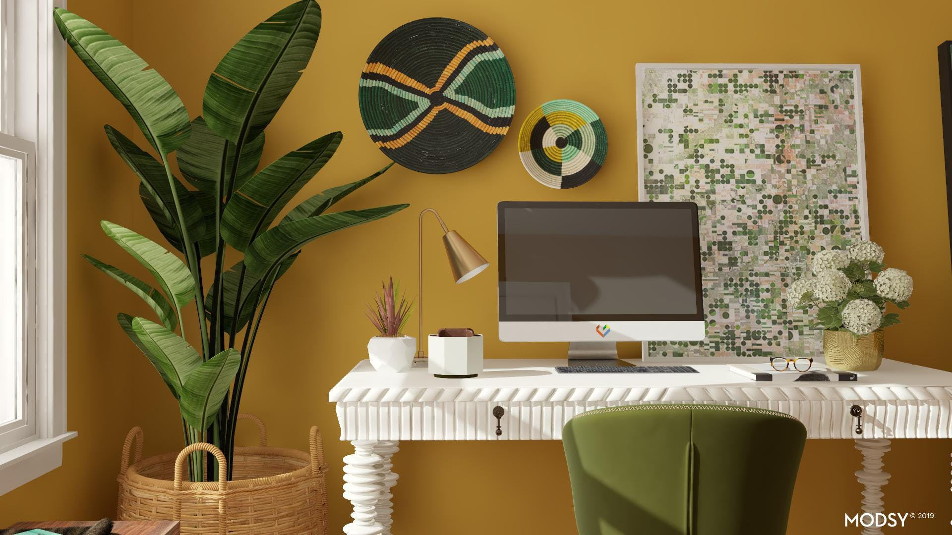 Eclectic and Green