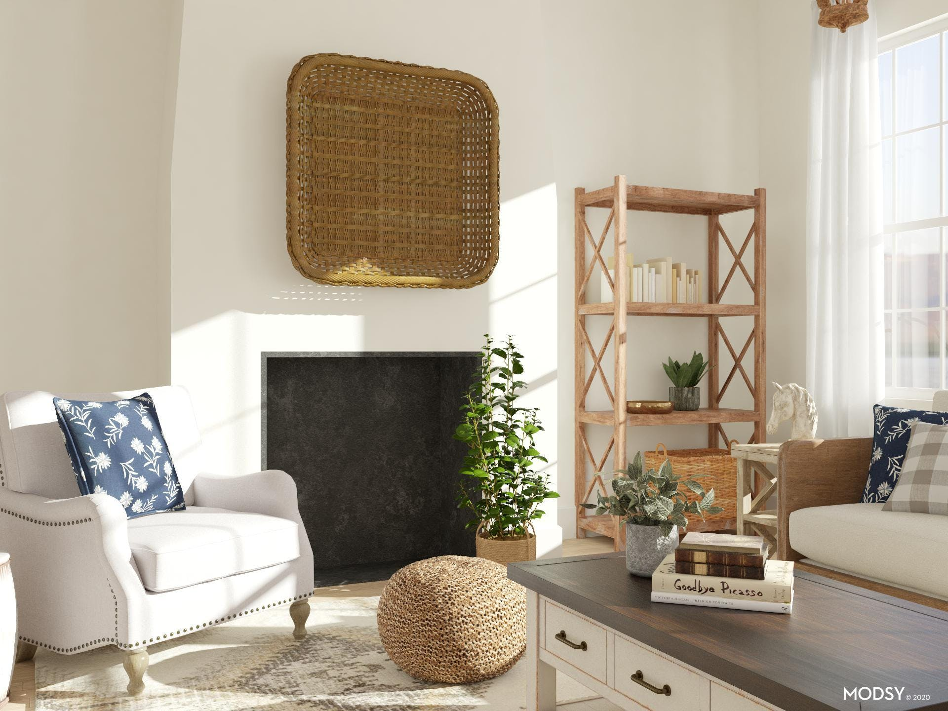 Rustic and Radiant
