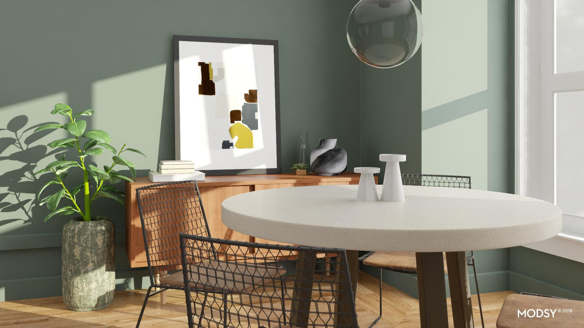 Sideboard Styling Ideas For The Dining Room