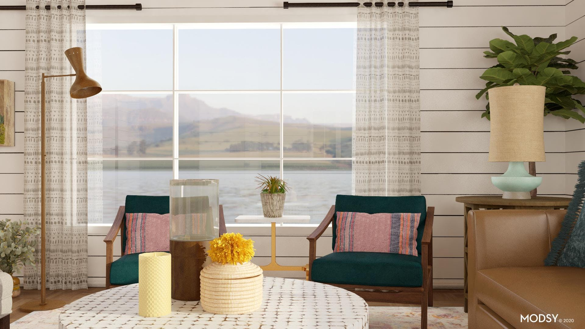 Double Function Accent Seating