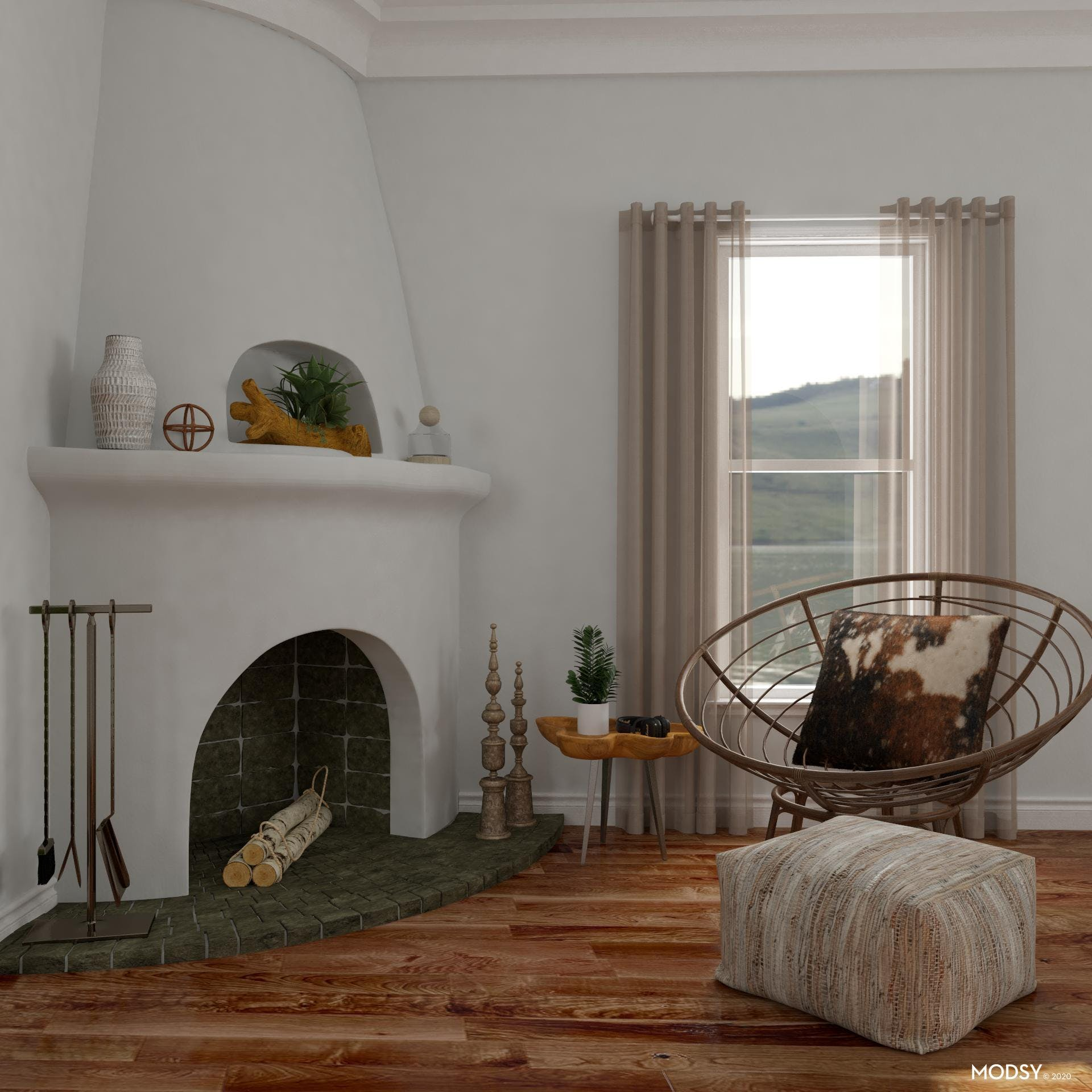 Find Comfort In The Eclectic